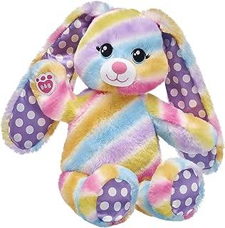 Build A Bear Workshop Spring Stripes Bunny