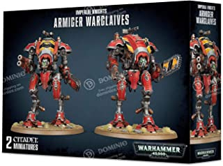 Warhammer 40000 - Imperial Knights Armiger WARGLAIVES