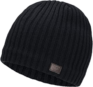 CAMEL CROWN Beanie Hat for Men Women - Stretch & Soft Cable Knit Skull Cap Winter Warm Hats