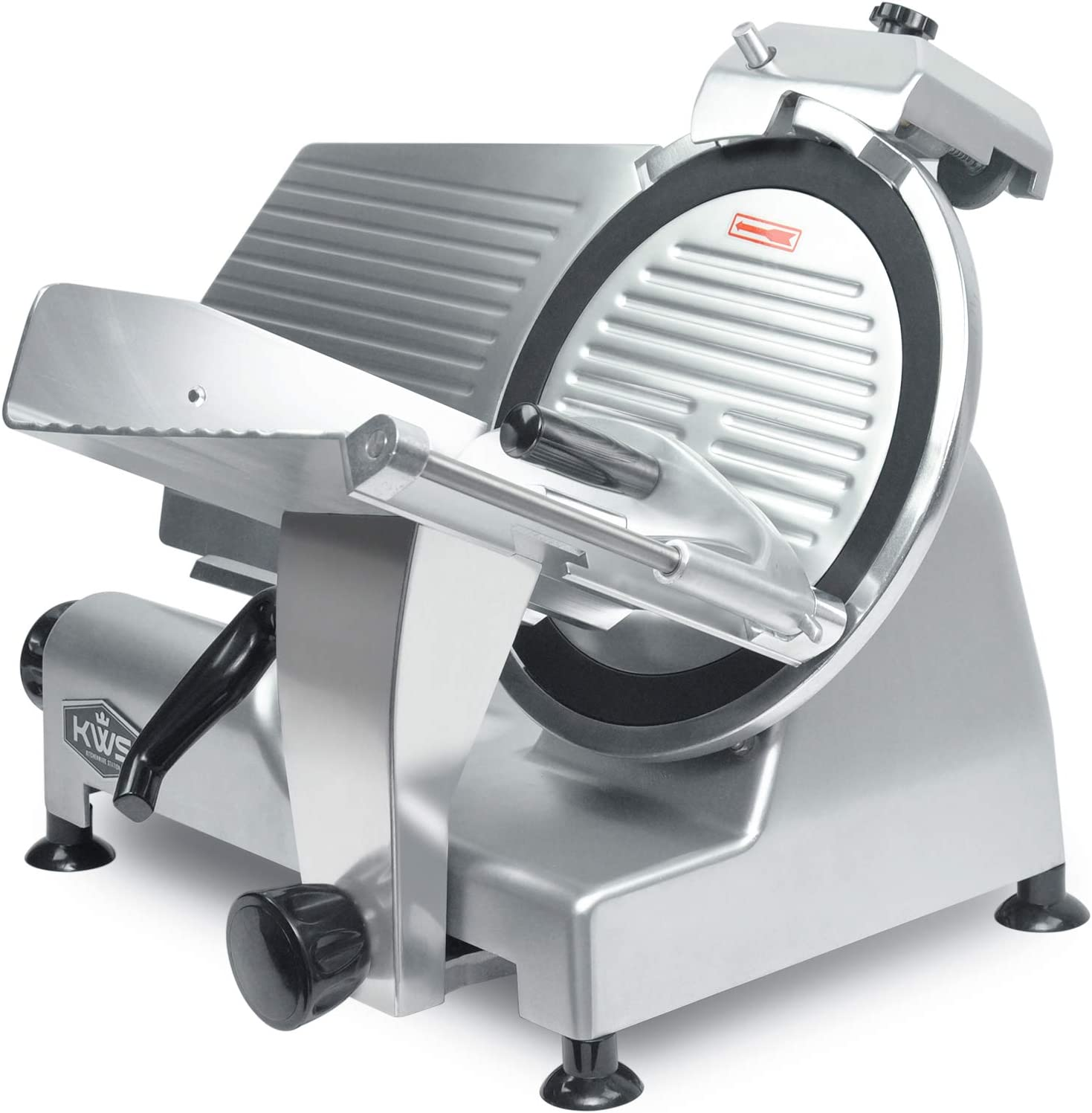 KWS MS-12NT Premium Commercial 420w Beauty products Slicer Electric 12-Inch Meat Arlington Mall