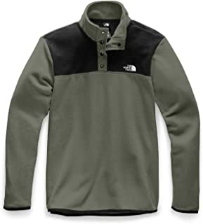 The North Face Men's TKA Glacier Quarter Zip Pullover