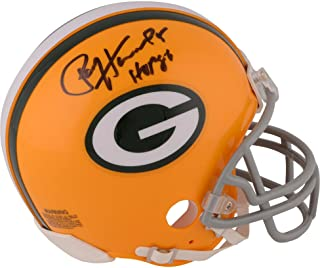 Paul Hornung Green Bay Packers Autographed Throwback Riddell Mini Helmet with