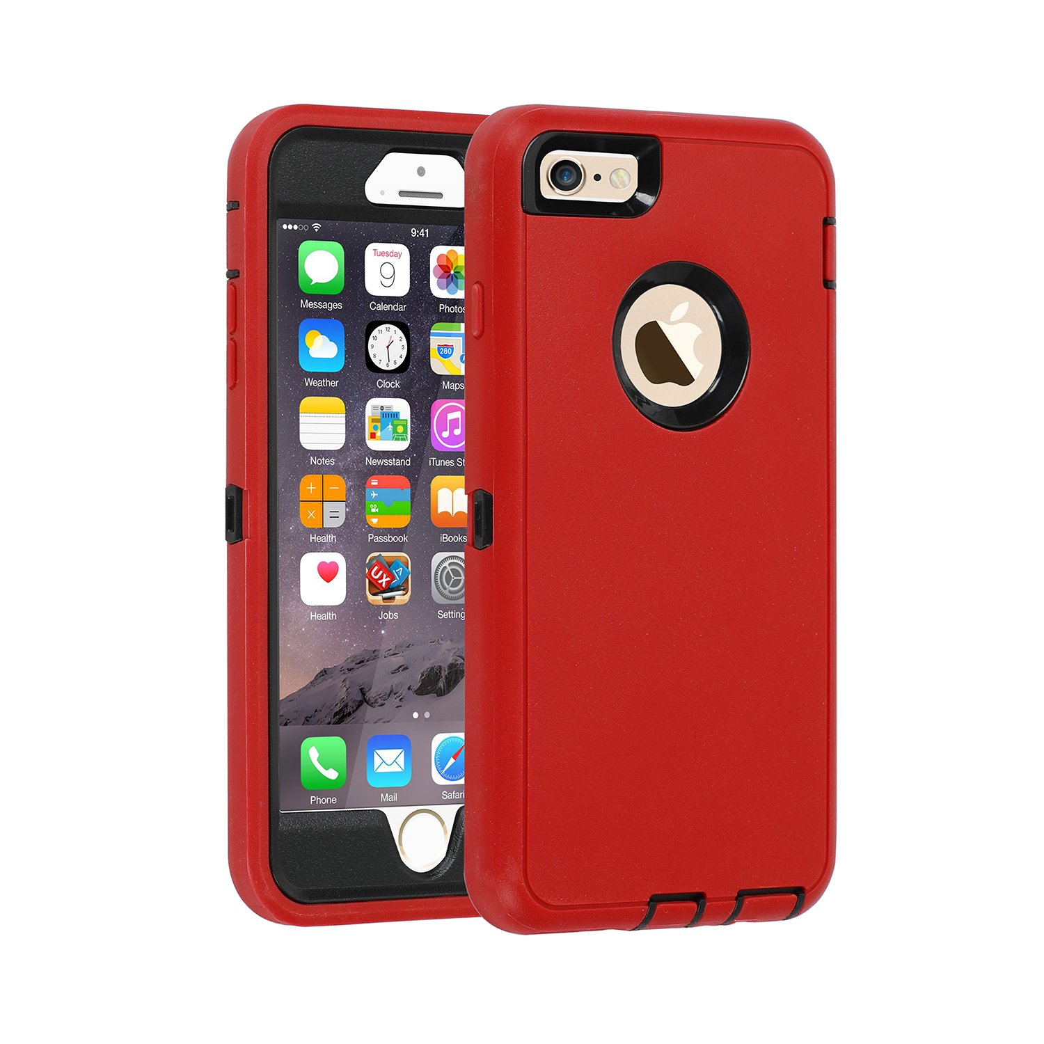 cases iphone 6 red