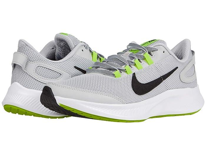 Nike Run All Day 2 (Grey Fog/Black/Volt