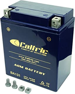 CALTRIC AGM BATTERY Fits YAMAHA TIMBERWOLF 250 YFB250FW 4WD 1994 1995 1996 1997-2000