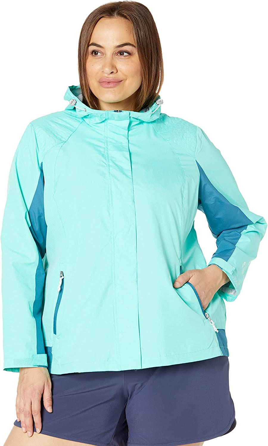 Free Country Plus Size Multi Ripstop Jacket