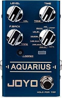 JOYO R-07 Aquarius Pedal with Eight Different Delays