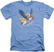 2Bhip She-Ra Princess of Power Cartoon TV She-Ra and Swift Wind Adult HA T-Shirt