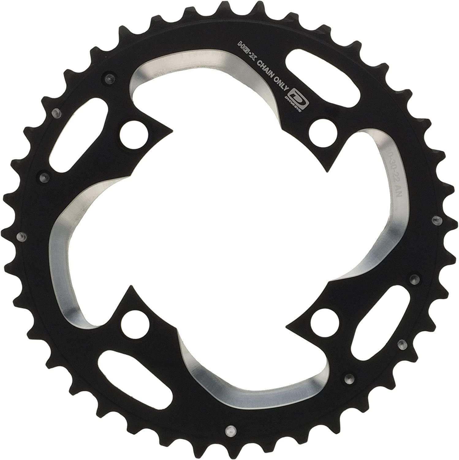 Shimano Deore XT M782 10s 40D Chainring 2017