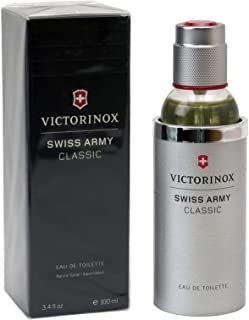 Swiss Army Spray For Men 3.4 Ounces