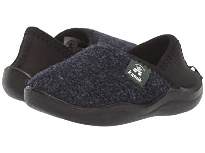 Kamik Kids Cozytime (Toddler/Little Kid/Big Kid) (Navy) Kids Shoes