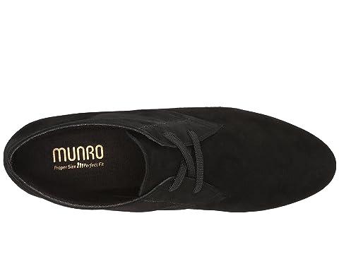 Recomendar Munro Sloane descuento Negro Suedegreige Gamuza De wwrfP6xE5q