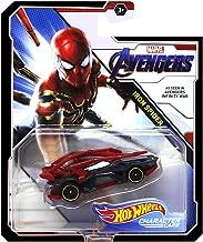 Best hot wheels iron spider Reviews