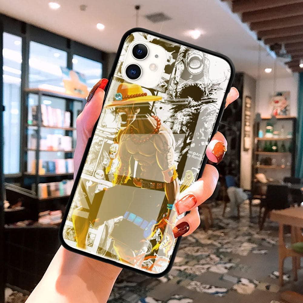 One Piece NEW Anime iPhone X Phone XS Limited time sale Case C Mobile