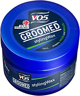 Vo5 Hair Gel Style Wax Groomed, 75ml