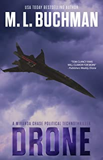 Drone: a political technothriller (Miranda Chase Book 1)