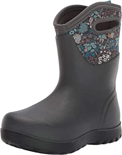 Bogs Womens Neo-Classic Mid Nw Garden Boot