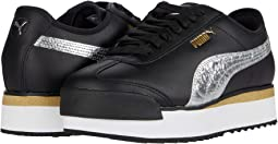 Puma Black/Metallic Silver