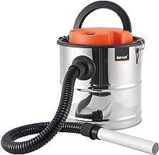 Dicoal DI1200INOX - Aspirador de cenizas (1200 W, 20 L, cuba