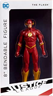 THE FLASH FIGURA 20 CM FLEXIBLE JUSTICE LEAGUE NEW 52 UNIVERSO DC