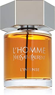 Yves Saint Laurent L'homme Intense for Men Eau De Parfum Spray, 3.3 Ounce
