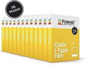 Polaroid Originals Color Film for I-Type - 12-Pack, 96 Photos (4965)
