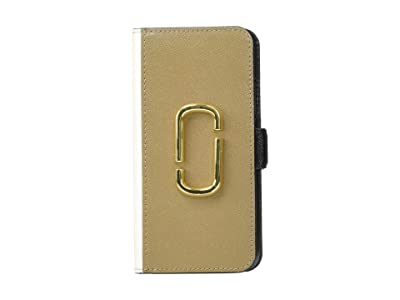 Marc Jacobs iPhone XS Case (French Grey Multi) Cell Phone Case