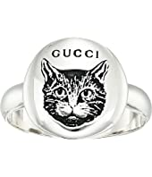 Gucci - Blind for Love Gato Ring