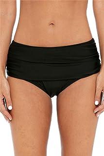 33e0abfae7381 Amazon.com: Boy Short - Bikinis / Swimsuits & Cover Ups: Clothing ...