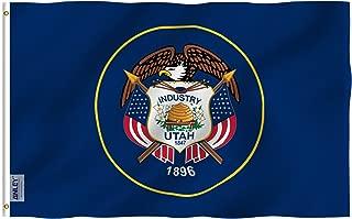 utah state flag 2015