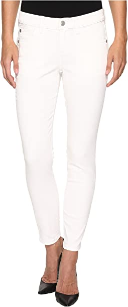 Ana Twill Ankle Pants