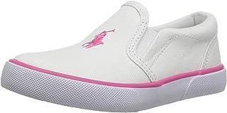 Polo Ralph Lauren Unisex-Child Bal Harbour Ii Sneaker