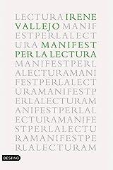 Manifest per la lectura (Catalan Edition) Formato Kindle