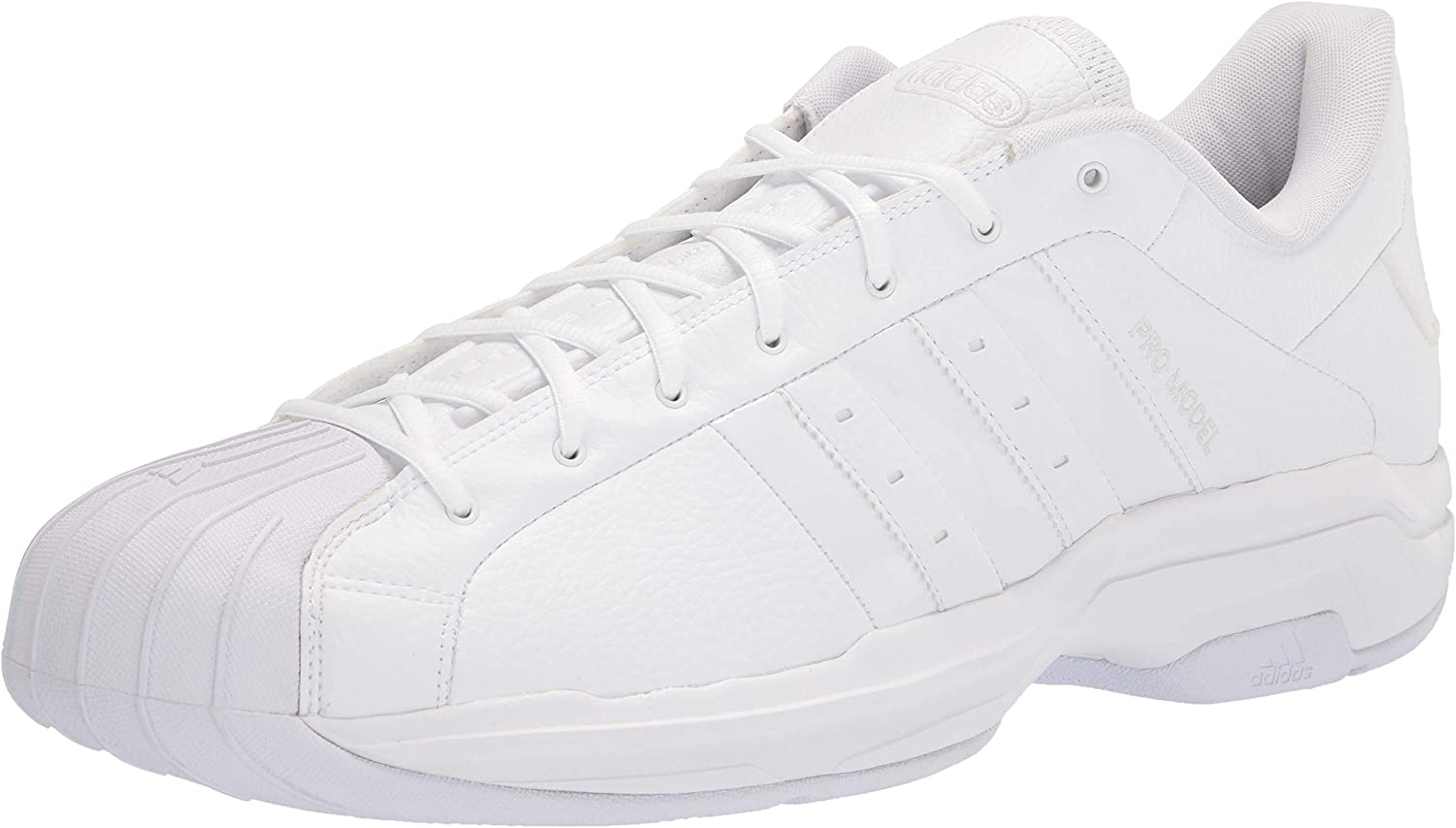 adidas Men's OFFicial shop Pro Super special price Model Basketball Shoe 2g Low