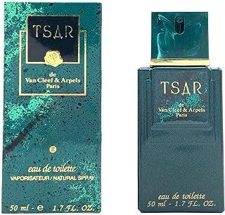 Tsar By Van Cleef & Arpels For Men. Eau De Toilette Spray 1.7 Ounces