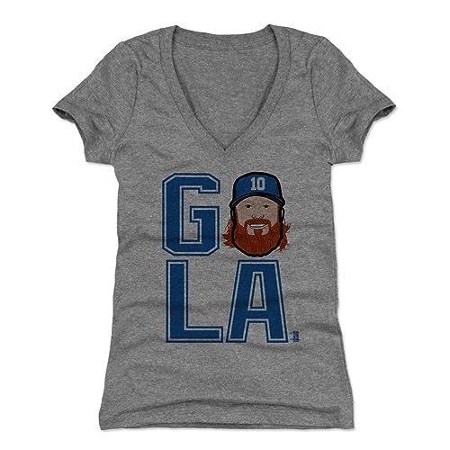 Women's Dodgers Shirt: Amazon com