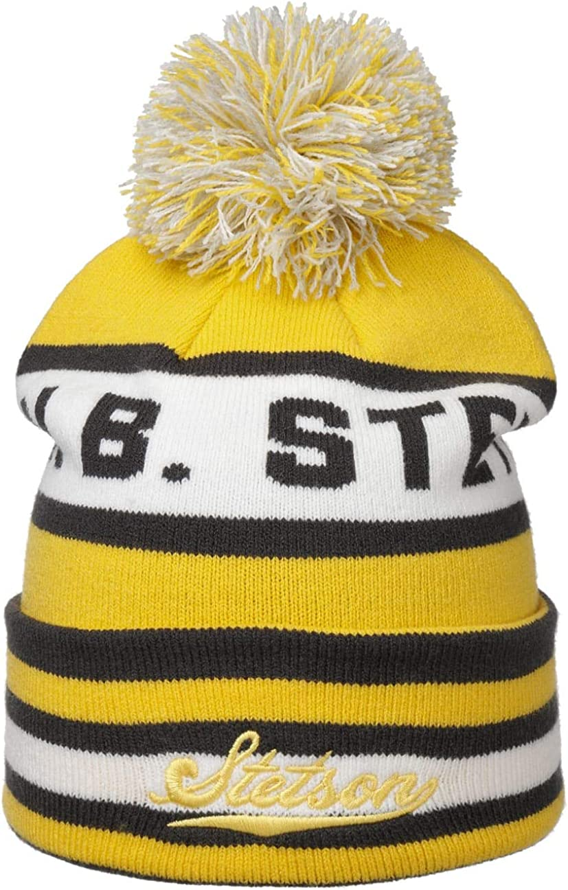Stetson John B Pompom Women Men - Hat In a Directly managed store popularity
