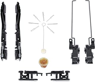 Tepeng Sunroof Repair Kit Sunroof Track Assembly Repair Kit for 2000-2016 Ford F150 F250 F350 F450 2000-2016/Expedition,Lincoln Navigator Lincoln Mark LT Sunroof Shade Slider