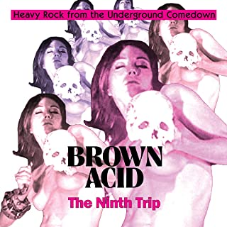 brown acid vinyl