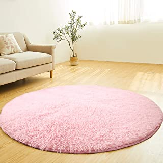 Amazon.com: Pink - Shag / Area Rugs / Area Rugs, Runners ...