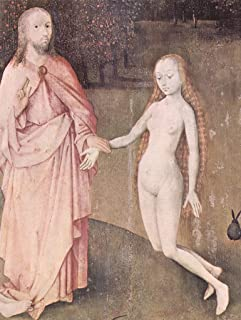Lais Jigsaw Hieronymus Bosch - The Garden of lusts, Left Wing: The Creation, Detail 2000 Pieces