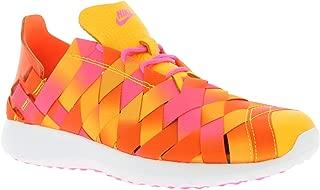 W Juvenate Woven Premium Women Sneaker Orange 833825 600