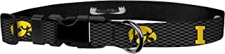 Moose Pet Wear Dog Leash – University of Iowa Hawkeyes Dog Leash, Made in the USA