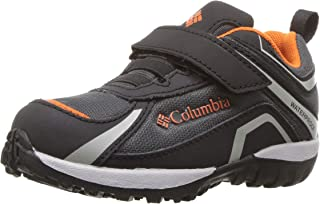 Columbia Kids' Children's Conspiracy Waterproof Hiking Shoe