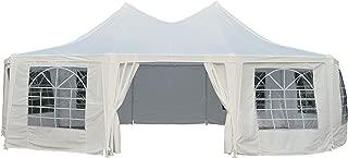 large garden gazebo tent