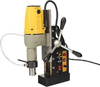 Steel Dragon Tools Magnetic Drill Press with 1-1/2 inch Boring Diameter & 2700 LBS Magnetic Force