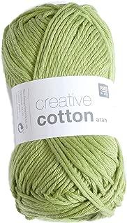 Rico Design Creative Cotton Aran - Pistachio (041)