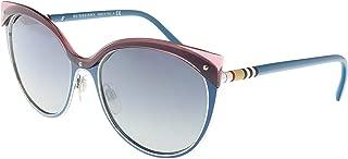 Burberry Sunglass for Women Grey Cat Eye BE3096 12641G55