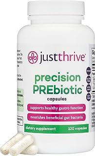 Just Thrive: Precision PREbiotic Capsules - Gastrointestinal and Immune Support - 120 Capsules - Supports Probiotic Divers...