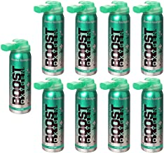 product image for Boost Oxygen Canned 2-Liter Natural Oxygen Canister, Menthol Eucalyptus (9 Pack)